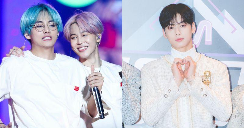 【男团个人品牌评价】智旻&V 成功蝉联冠亚军 BTS防弹少年团全员打入前十名!
