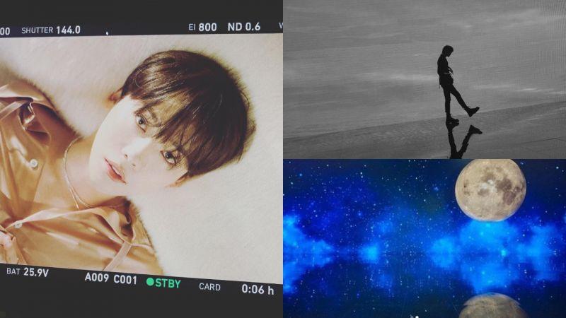 梁鉉錫在IG一連串的劇透「guess who's next?」下一組回歸的藝人會是誰呢?