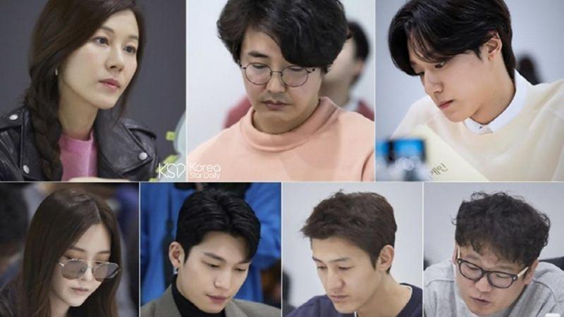 熱門電影改編新劇《回到18歲》台詞排練:金荷娜、尹相鉉、李到晛陣容堅強!