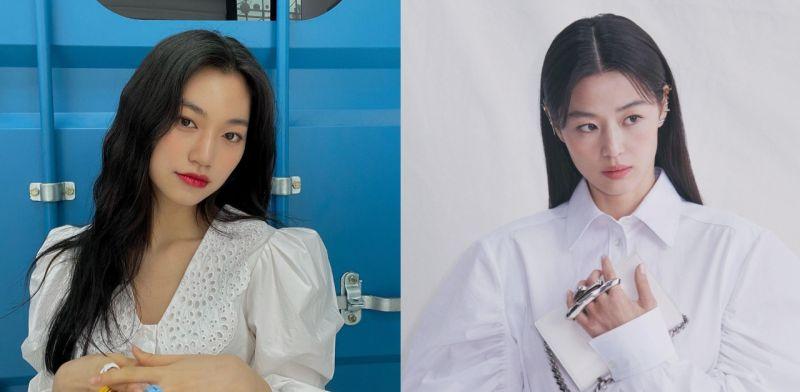 Weki Meki金度妍加盟《智異山》!將演本尊全智賢的少年時期