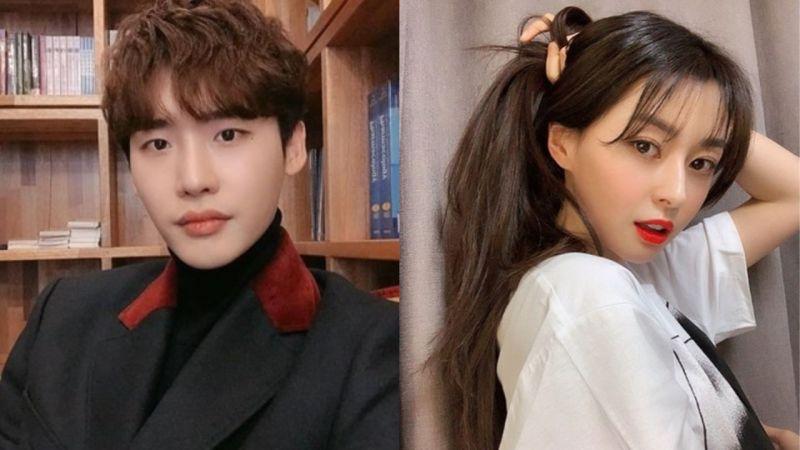 李钟硕被爆与权娜拉正在热恋中?所属社火速回应:「两人只是关系很好的演艺界前后辈关系!」