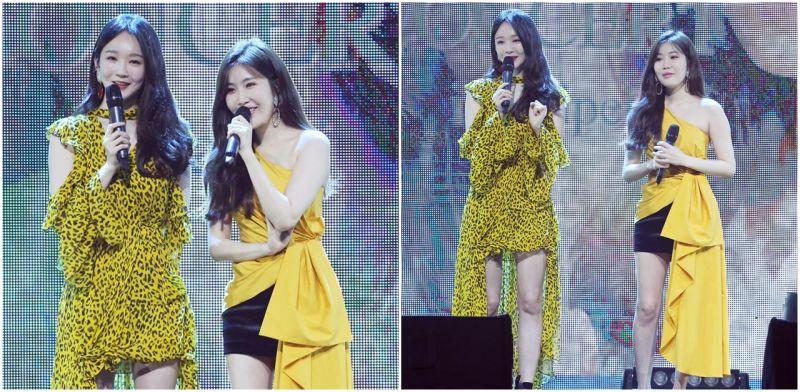 鐵肺姊妹Davichi自責唱錯中文歌詞:粉絲們的眼神不用翻譯