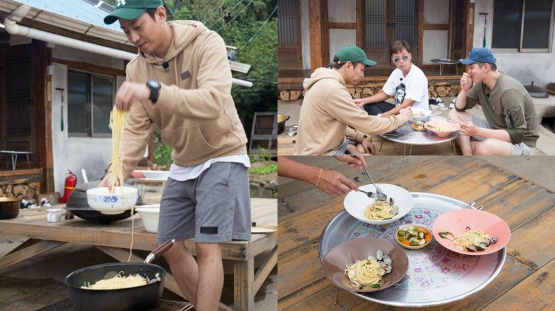 《一日三餐》Eric再展現料理實力!令李瑞鎮&羅PD都著迷!