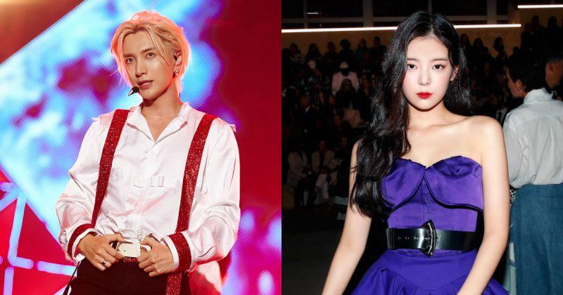 新鲜组合!SJ 利特、ITZY Lia 明年携手主持 Gaon 音乐奖