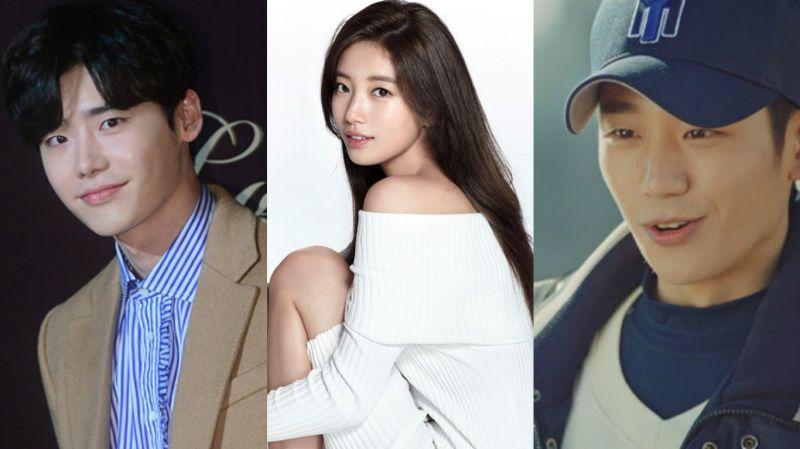李鍾碩、裴秀智主演新劇《當你沉睡時》20日讀劇本下月正式開拍