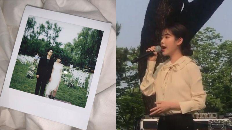 【有片】HYUKOH吉他手成員林賢帝幸福迎娶初戀!IU送上祝歌《你的意義》
