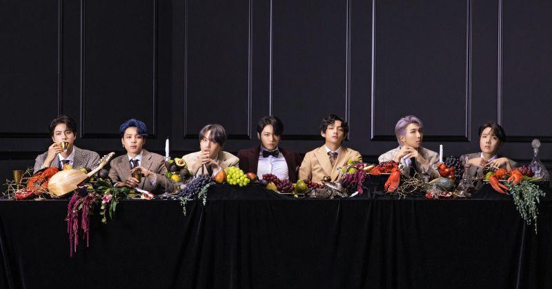 BTS防弹少年团结束打歌后持续发威 〈ON〉已累积 15 座奖杯!
