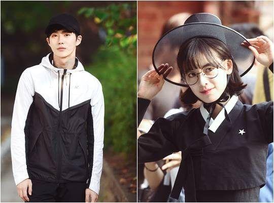 MBC新劇《宇宙之星》公開EXO SUHO、智友拍攝現場照
