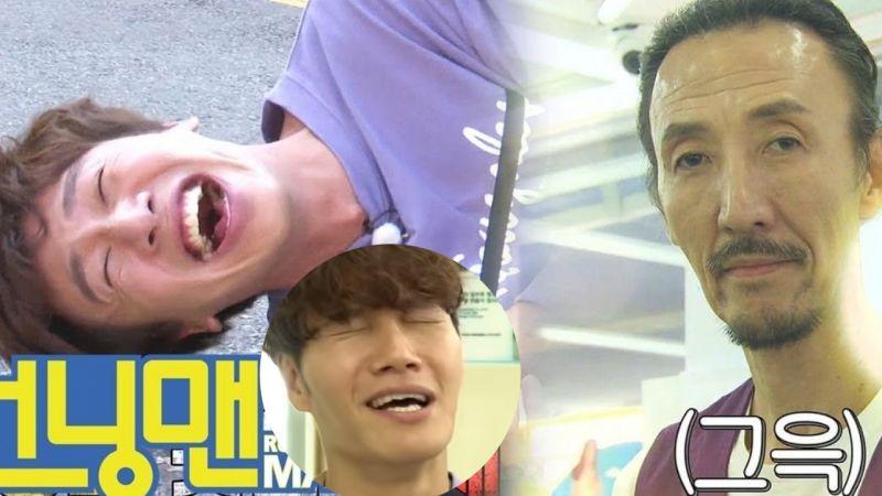 《RM》这样还要忍笑太困难了啦!跟李光洙长得像的韩基范再次出演