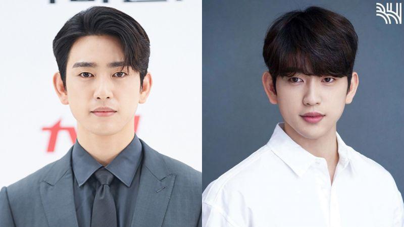 GOT7朴珍荣确定出演电影《圣诞颂歌》,挑战一人分饰两角&上演双胞胎复仇记