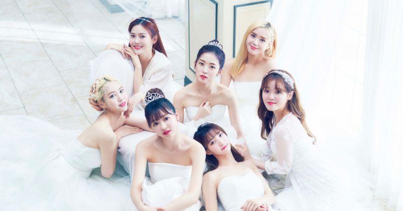 時隔 8 個月 Oh My Girl 預定 4 月回歸!
