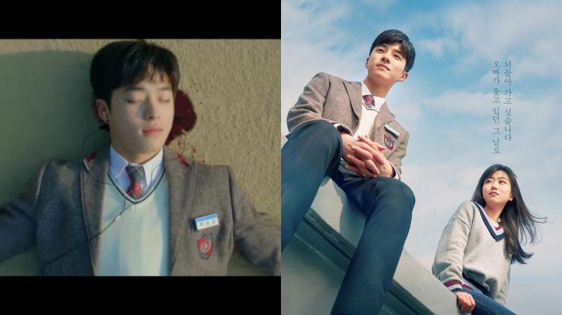 最受期待的童星「南多凜」新劇海報公開!你看得出他身後的女生是誰嗎?