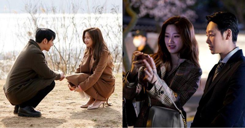 韓劇《那個男人的記憶法》今晚停播!官方釋出金東旭&文佳煐的大量甜蜜花絮照