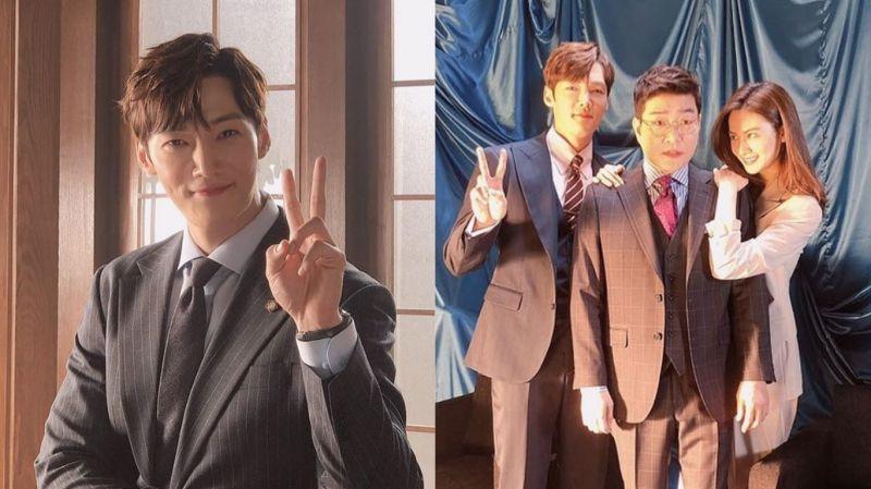 崔振赫拍摄KBS新剧《Justice》中!SNS暴风更新多张帅图 7月要记得锁定哦