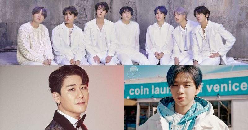 【歌手品牌評價】BTS防彈少年團佔鰲頭 為前六名唯一團體歌手