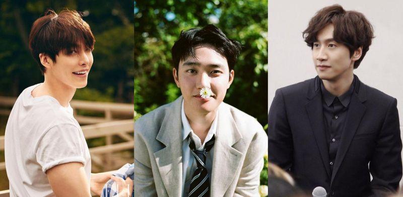 倍受演員哥哥們疼愛的都敬秀!趙寅成、金宇彬、李光洙都為 D.O. 新歌《Rose》加油應援~