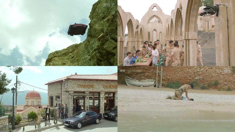 《太陽的後裔》格局超越一般韓劇!成為電影模式收視破表!