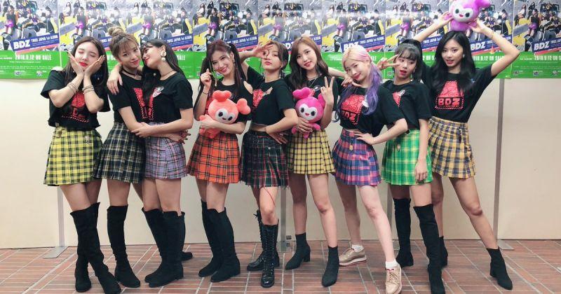 「韓國女團的第一次」TWICE 明年登上日本三大巨蛋舉行巡演!
