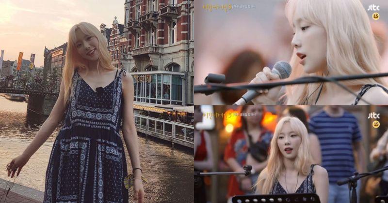療癒一週的疲憊 今晚在《Begin Again 3》聽太妍唱歌吧!