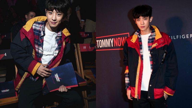 EXO燦烈登倫敦時裝週受矚目 成為品牌專屬模特