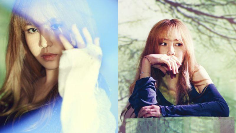 睽违两年终於回归 15& 朴智敏下周推出新专辑〈jiminxjamie〉!