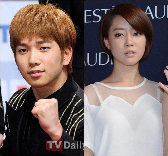 《愛情和戰爭2》MBLAQ G.O與Rainbow高佑麗曝有吻戲