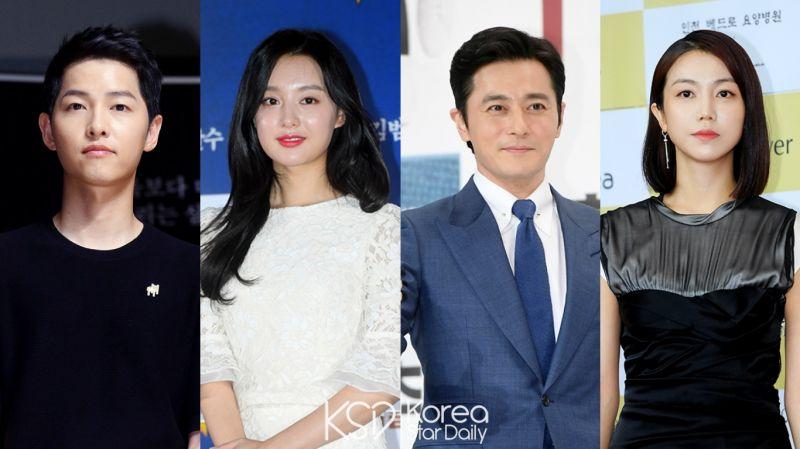 雖然尚未確定接演...但先來了解宋仲基、金智媛、張東健和金玉彬有望出演的tvN新劇《阿斯達編年史》吧!