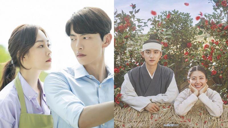 韓劇話題性排行榜《愛上變身情人》奪下雙冠《百日的郎君》緊追在後