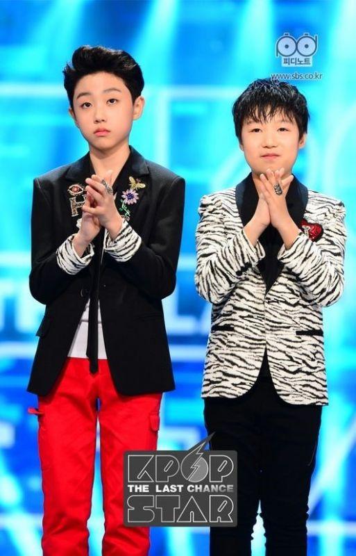 《KPOP STAR6》11歲雙人組Boyfriend與YG正式簽約 成為YG Family啦