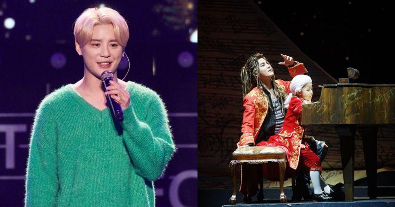 經典重現 金俊秀再度演出音樂劇《莫札特!》