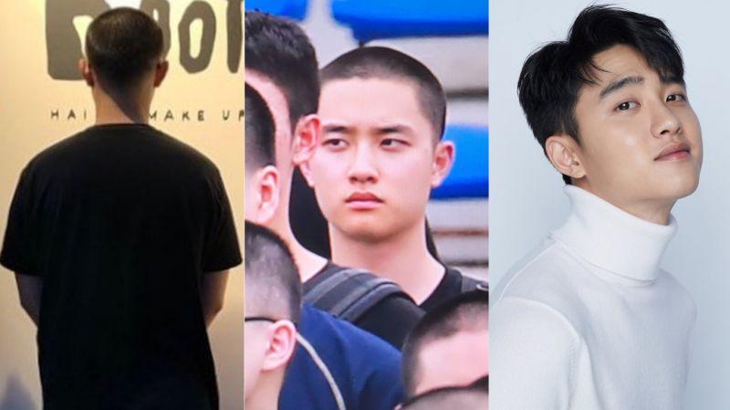 EXO D.O.(都敬秀)今日(1日)現役入伍!SOLO曲《沒關係(That's okay)》下午公開