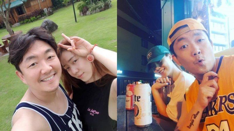 前T-ARA成员柳花英遭通告男艺人泄露大量私照 女方回应:不是情侣