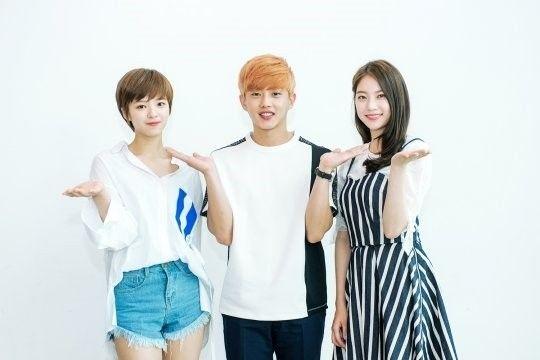 金敏碩、孔升妍、俞定延《人氣歌謠》下車 22日告別節目