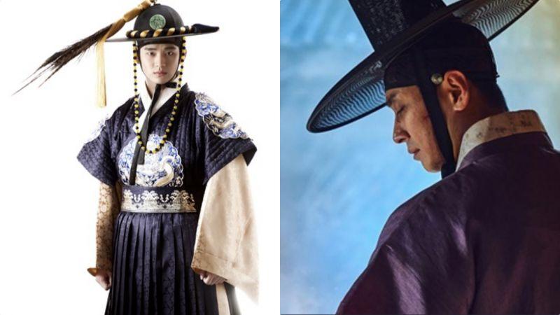 韓國男演員都要感謝老祖宗?真的應驗了那句「髮型醜毀所有」