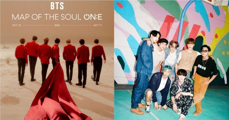 準備好了嗎?BTS防彈少年團將於10月10、11號舉辦演唱會,線上&現場同時開唱!