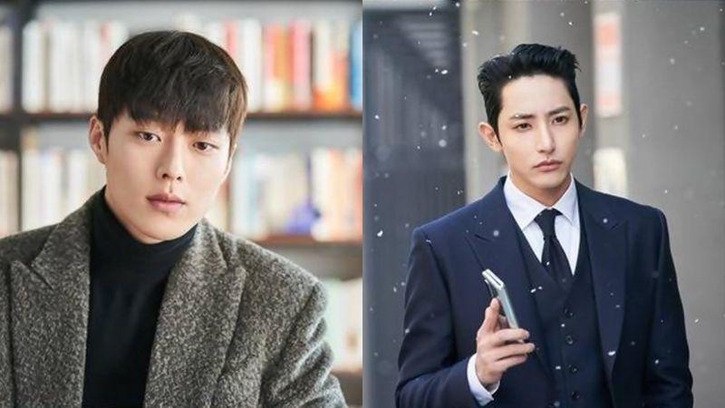 新劇《Born Again》「醫科學霸」張基龍、「高冷檢察官」李洙赫怎麼選?兩個我都要了!