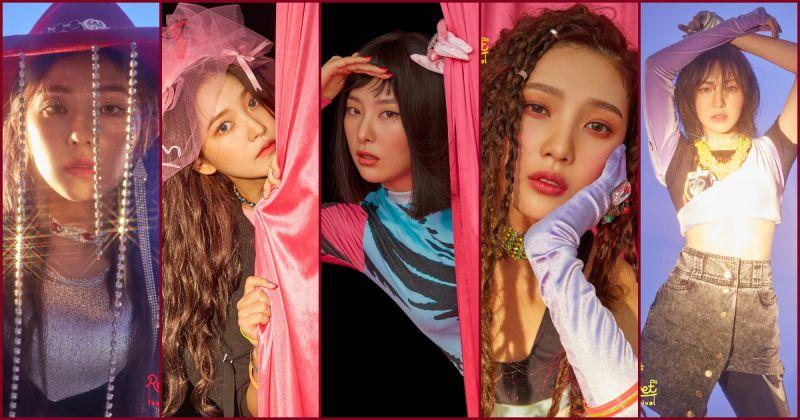 準備迎接 ReVe 音樂祭 Red Velvet 全員預告到齊!