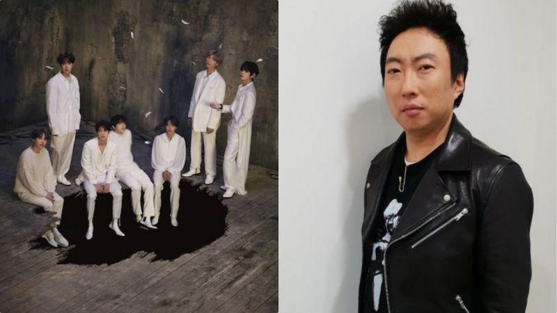 BTS防弹少年团7年前求和朴明洙合影被拒!?如今朴明洙大呼:我太后悔了~