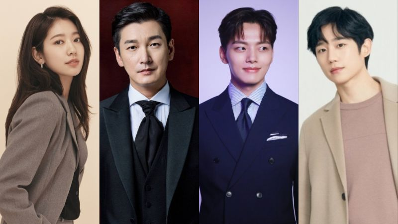 JTBC 2021年新剧:曹承佑、朴信惠、吕珍九、丁海寅等人都将回归,超华丽阵容令人期待!
