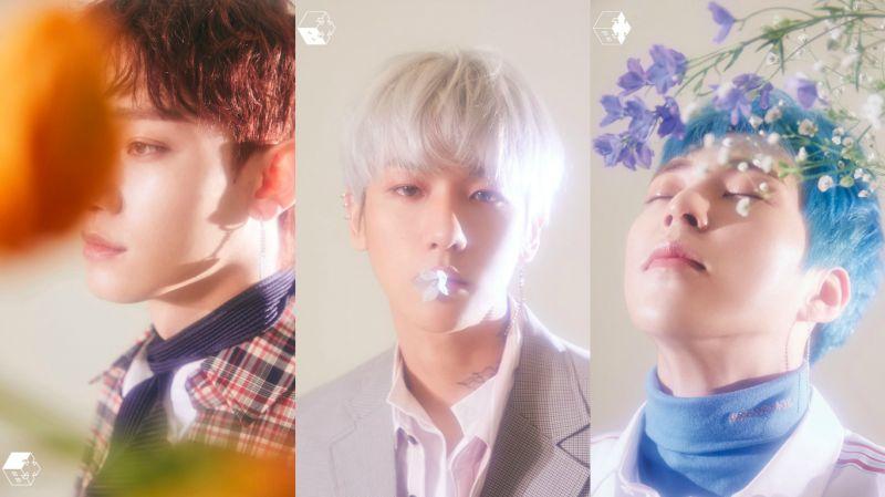 EXO-CBX新專輯《Blooming Days》個人畫報全數公開!預告影片都看了嗎?