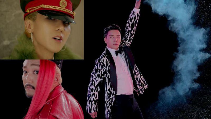 BIGBANG勝利《WHERE R U FROM》MV的這些看點都留意到了嗎?