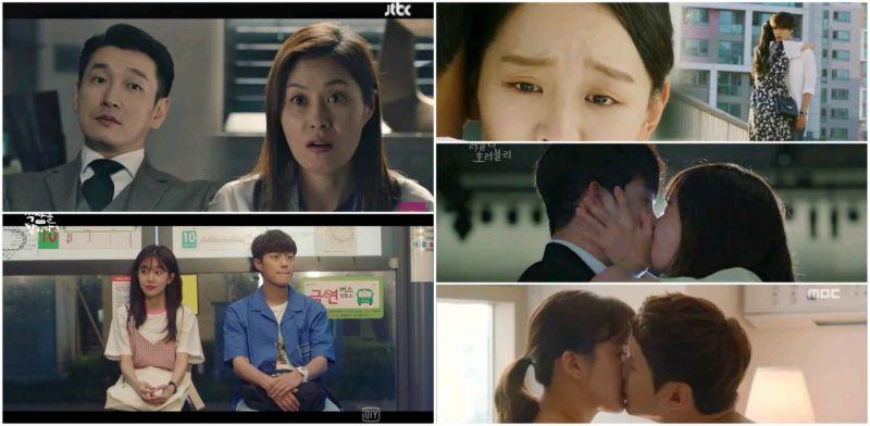 韓劇 本週無線、有線月火劇收視概況–雖30小小滑落,LIFE首破 5%以上