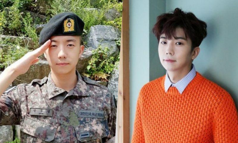 受新冠肺炎影響,2PM佑榮休假期間提早退伍