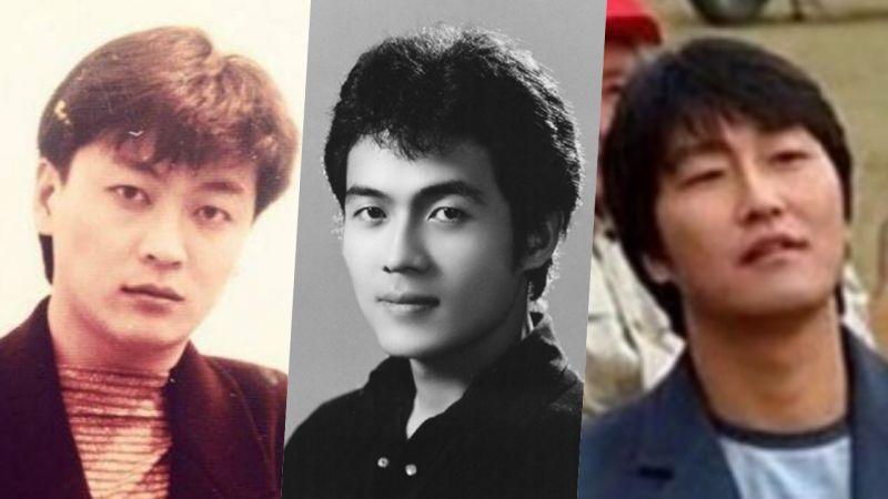 【多圖】李璟榮激似卞耀漢,金允錫原是暖男歐巴!探秘韓國大叔演員們的年輕時代