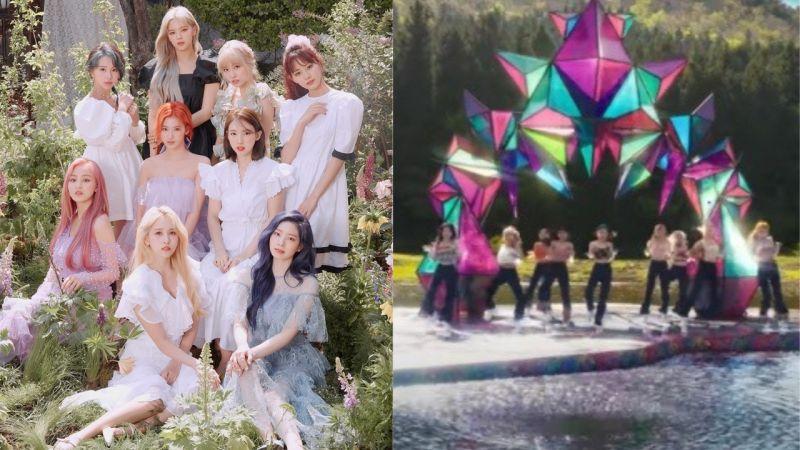 TWICE新曲MV《MORE & MORE》陷入抄襲風波!JYP:「已與原作通話,提出希望可以圓滿解決問題的請求」