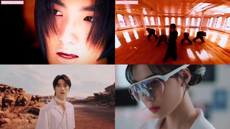 经典K-pop MV高清版要来了!SM举办2021年大会,介绍全新企划「Remastering Project」