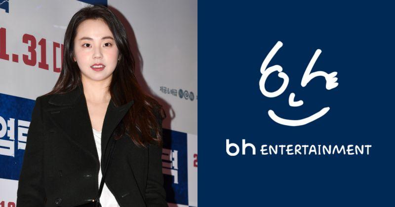 安昭熙再和李炳憲攜手!回鍋與 BH Entertainment 二度簽約