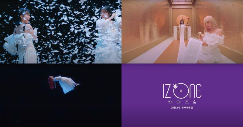 IZ*ONE 開啟新系列 公開最新專輯預告片!
