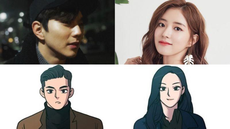 同為童星出身、合作過廣告和《想你》…俞承豪、李世榮有望通過tvN新漫改劇《Memorist》重逢!