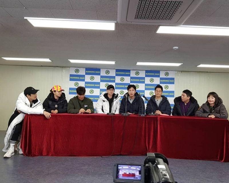 李光洙、李善彬公开恋爱后…《RM》首次录制!「历代级记者会」和恋情主人公有关?